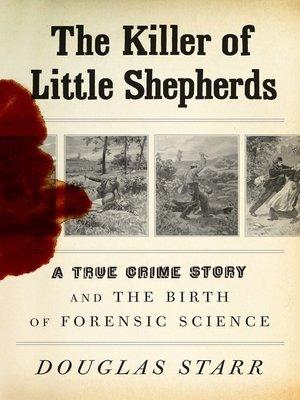 cover image of The Killer of Little Shepherds