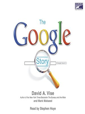 cover image of The Google Story