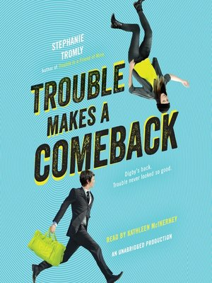 cover image of Trouble Makes a Comeback