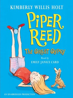 cover image of Piper Reed, The Great Gypsy