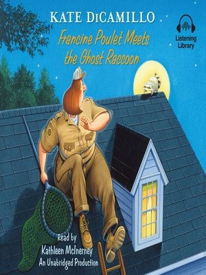 cover image of Francine Poulet Meets the Ghost Raccoon