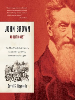 cover image of John Brown, Abolitionist