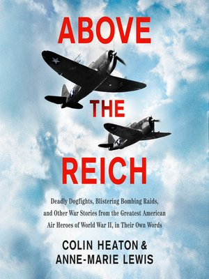 cover image of Above the Reich