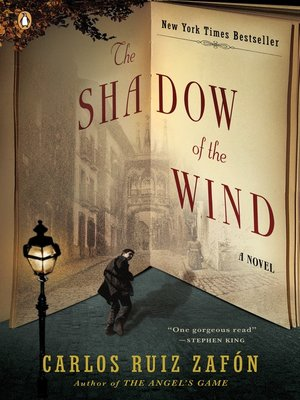 cover image of The Shadow of the Wind