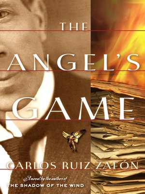 cover image of The Angel's Game