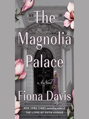 cover image of The Magnolia Palace