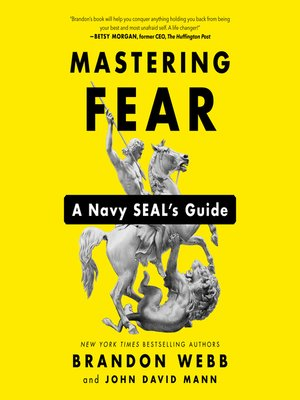 cover image of Mastering Fear
