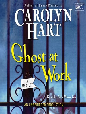 cover image of Ghost At Work