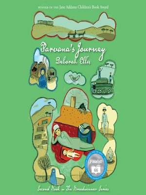 cover image of Parvana's Journey