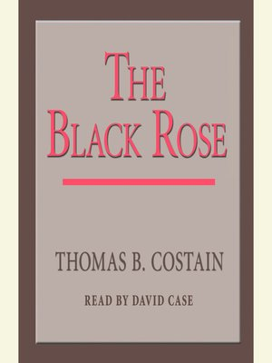 cover image of The Black Rose