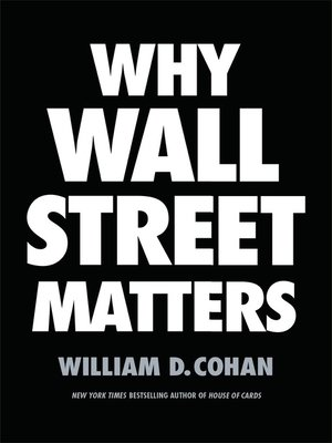 cover image of Why Wall Street Matters