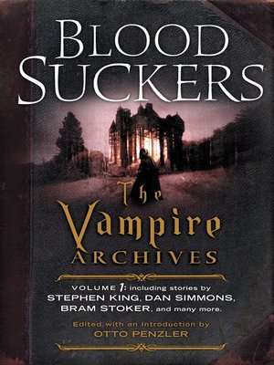 cover image of Bloodsuckers