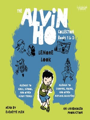cover image of Alvin Ho Collection, Books 1 and 2
