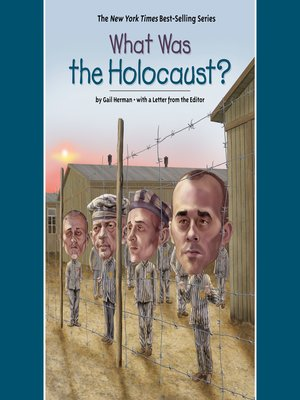 cover image of What Was the Holocaust?