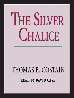cover image of The Silver Chalice
