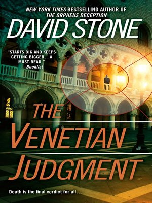cover image of The Venetian Judgment