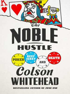 cover image of The Noble Hustle