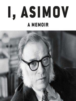 cover image of I, Asimov