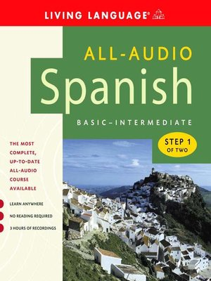 cover image of All-Audio Spanish Step 1