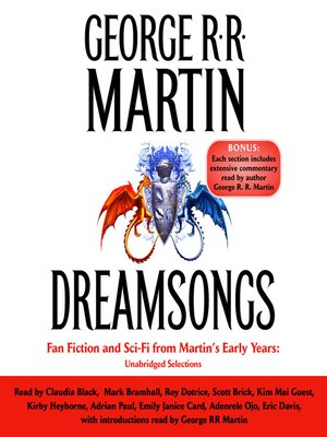 cover image of Dreamsongs