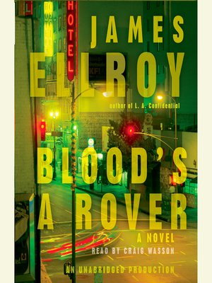 cover image of Blood's a Rover
