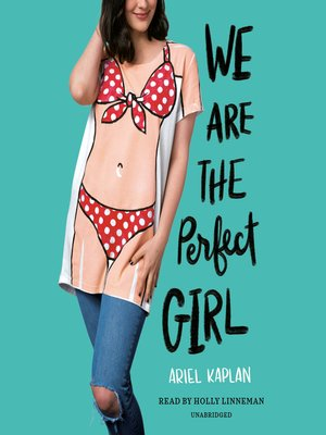 cover image of We Are the Perfect Girl