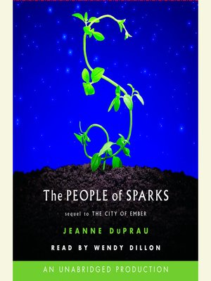 cover image of The People of Sparks