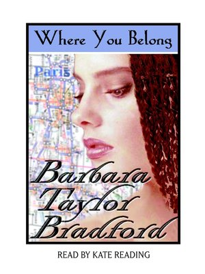 cover image of Where You Belong