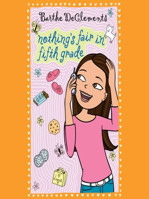 cover image of Nothing's Fair in Fifth Grade