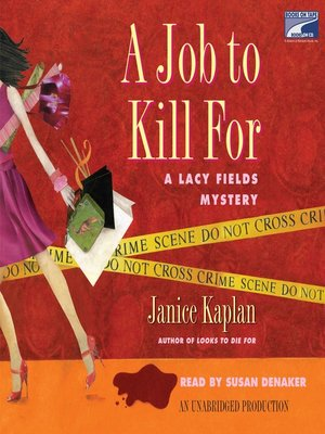 cover image of A Job to Kill For