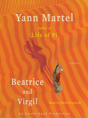 cover image of Beatrice and Virgil
