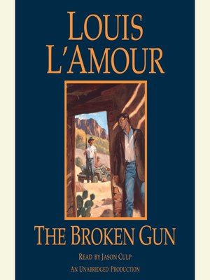 cover image of The Broken Gun