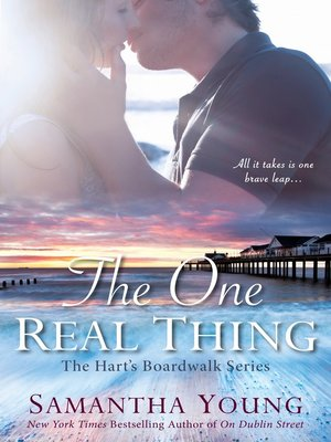 cover image of The One Real Thing