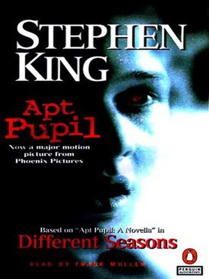 cover image of Apt Pupil