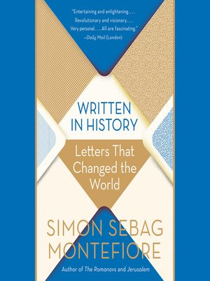 cover image of Written in History