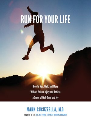 cover image of Run for Your Life