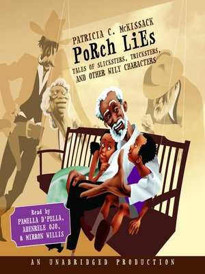 cover image of Porch Lies
