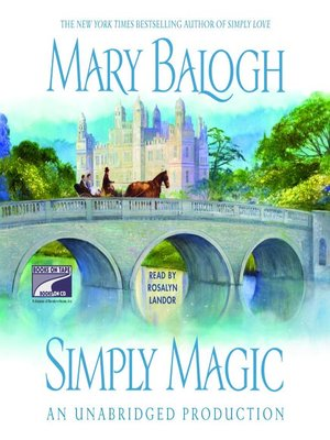 cover image of Simply Magic