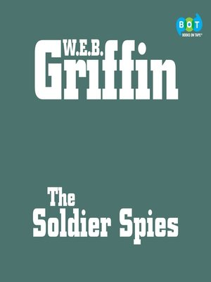 cover image of The Soldier Spies