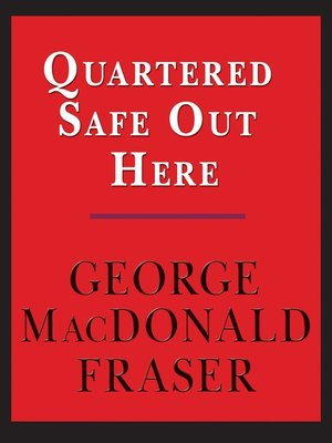 cover image of Quartered Safe Out Here