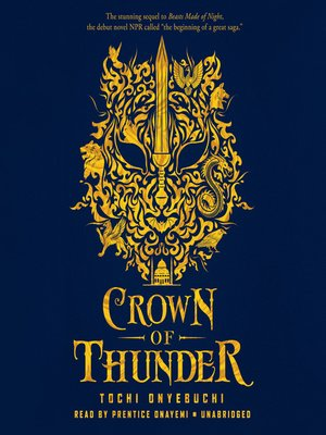 cover image of Crown of Thunder