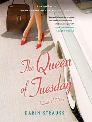 cover image of The Queen of Tuesday
