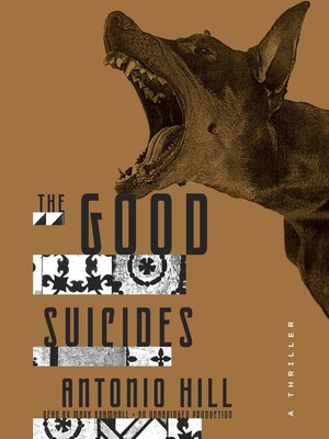 cover image of The Good Suicides