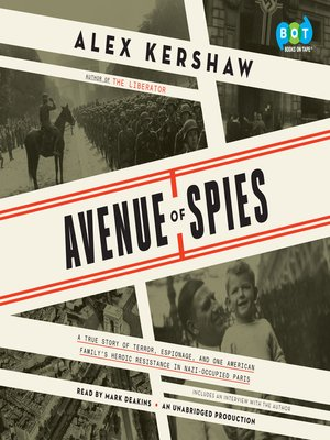 cover image of Avenue of Spies
