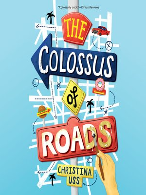 cover image of The Colossus of Roads
