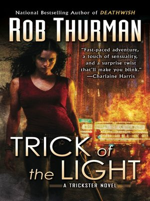 cover image of Trick of the Light