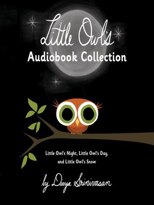 cover image of Little Owl's Audiobook Collection