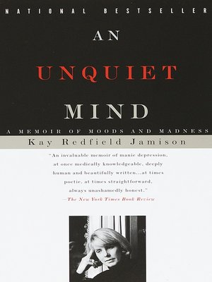 cover image of An Unquiet Mind