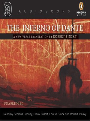 cover image of The Inferno of Dante