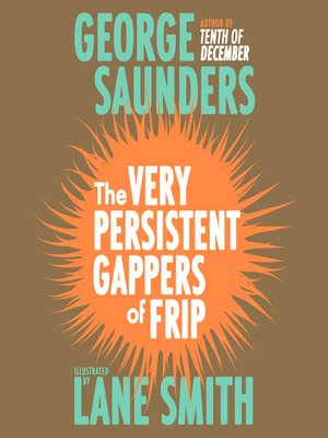 cover image of The Very Persistent Gappers of Frip